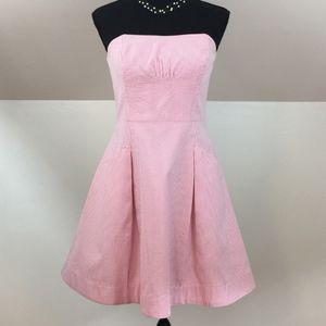 Lilly Pulitzer Blossom Seersucker Dress